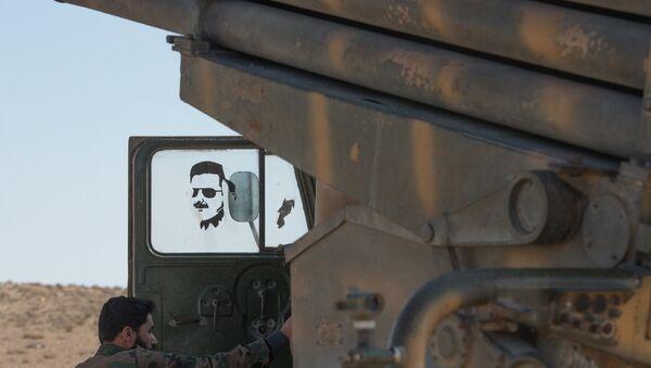 armée d`Assad - Sputnik France