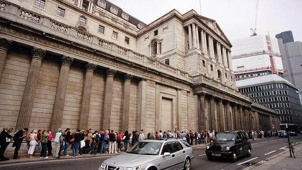 La Banque d'Angleterre - Sputnik France