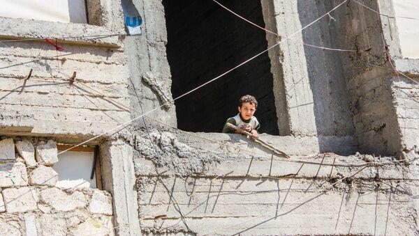 Situation à Alep - Sputnik France