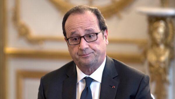 Hollande - Sputnik France