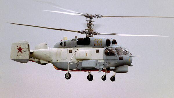 L'hélicoptère Ka-27 - Sputnik France