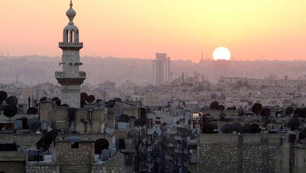 Situation in Aleppo - Sputnik France