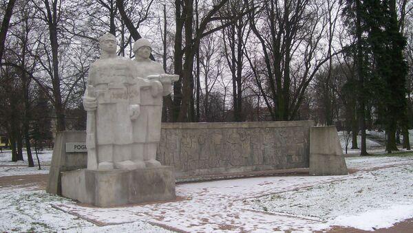 monument de la Victoire en Pologne, image d`illustration - Sputnik France