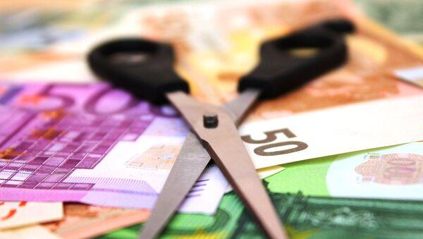 billets de 50 euros - Sputnik France