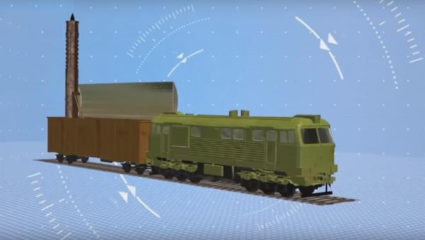 Complexe de guerre ferroviaire Bargouzine - Sputnik France