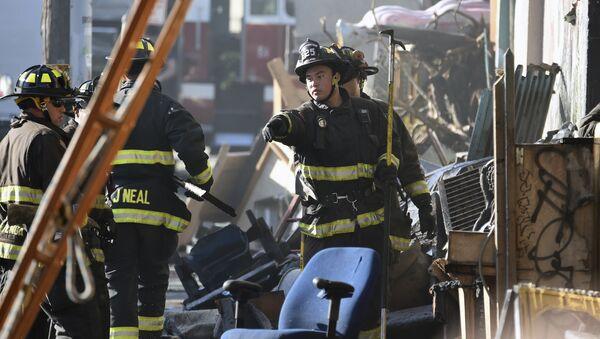 Le nouveau bilan des victimes à Oakland fait état de 30 morts - Sputnik France