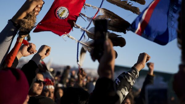 victoire des Amérindiens contre un oléoduc controversé - Sputnik France