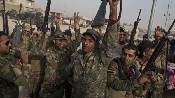Armée irakienne près de Mossoul - Sputnik France