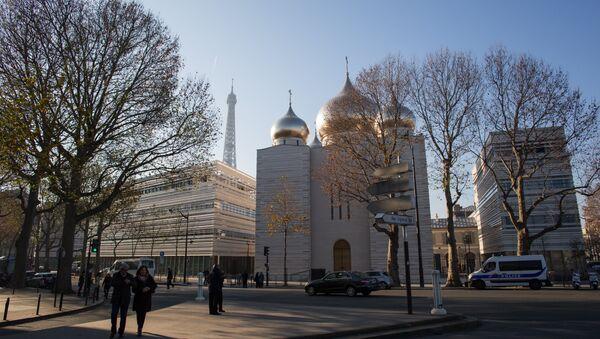 Cathédrale orthodoxe à Paris: symbole de ce que doit être les relations franco-russes - Sputnik France