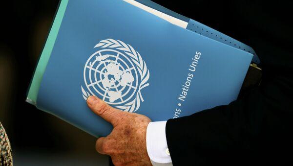 ONU - Sputnik France
