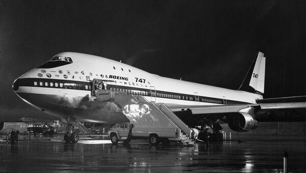 Un avion - Sputnik France