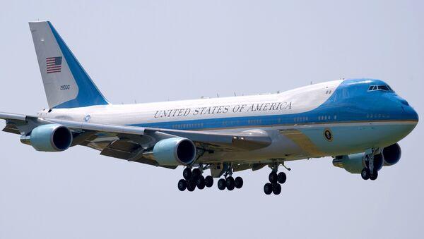 Boeing 747 de Barack Obama - Sputnik France