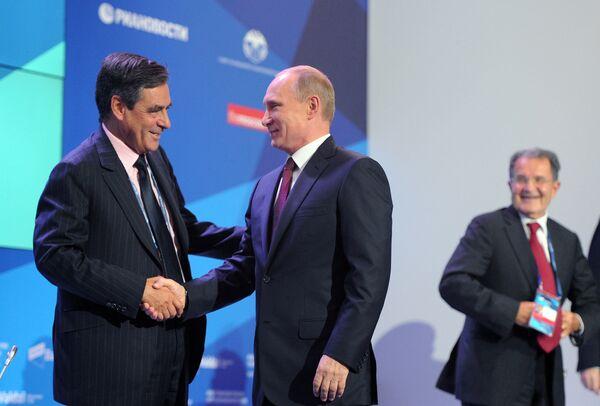 Les relations russo-européennes sous Fillon, satisfaction garantie - Sputnik France
