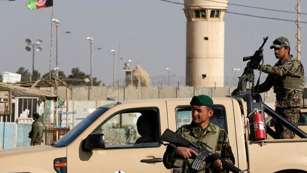 Des soldats afghans (archive photo) - Sputnik France