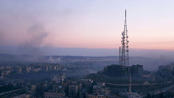 Alep - Sputnik France