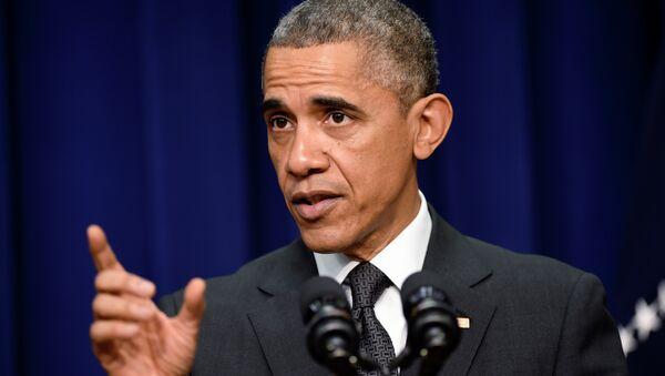 US President Barack Obama - Sputnik France