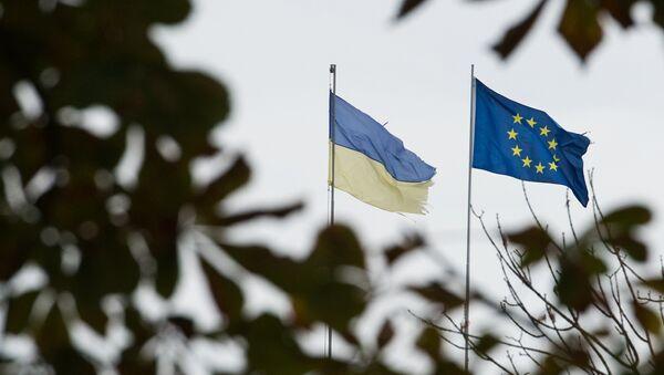 Ukraine et UE - Sputnik France