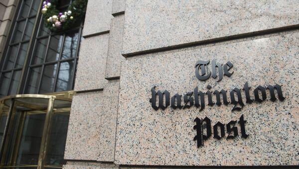 The Washington Post - Sputnik France