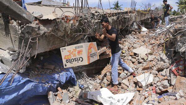 Indonésie séisme - Sputnik France