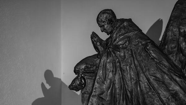 Rome - Vatican City Statue - Sputnik France