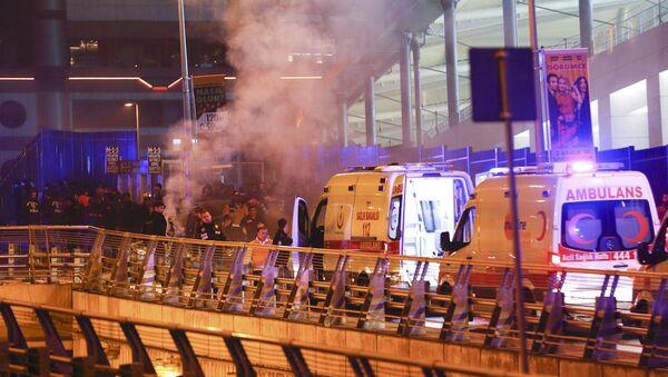 İstanbul'da patlama - Sputnik France