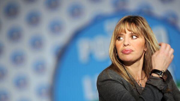 Alessandra Mussolini - Sputnik France