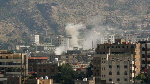La ville yéménite de Taiz - Sputnik France