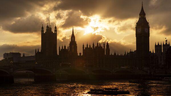 Londres, parlement britannique - Sputnik France
