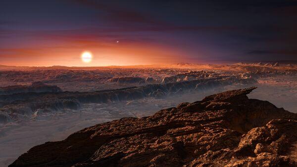 Proxima Centauri b - Sputnik France