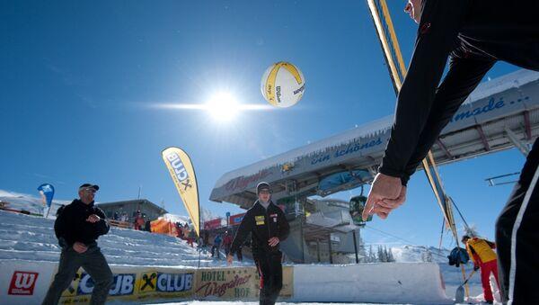 Volley sur neige - Sputnik France