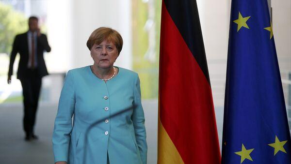 Merkel met en garde Londres contre l'annulation de la libre circulation des personnes - Sputnik France