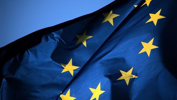 Drapeau de l'EU - Sputnik France