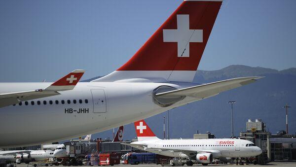 Swiss Airlines - Sputnik France