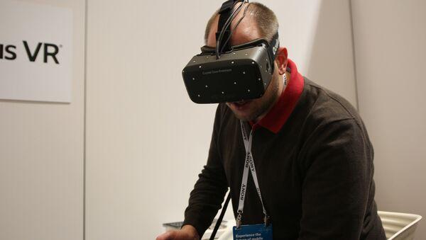 La réalité virtuelle - Sputnik France