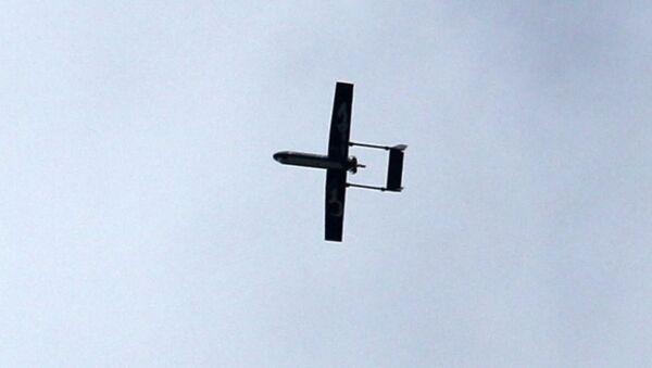 Un drone des Brigades izz al-Din al-Qassam - Sputnik France