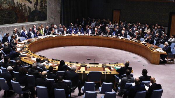 Security Council - Sputnik France