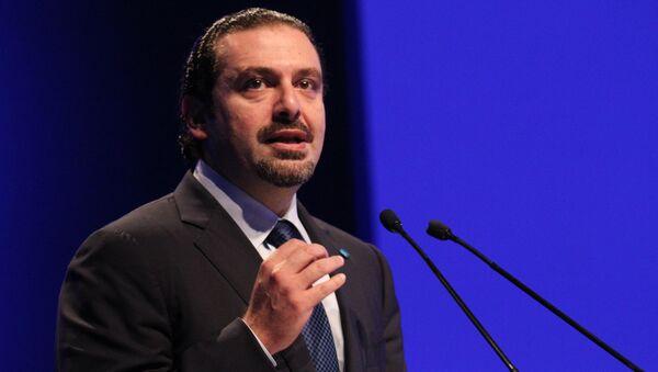 Lebanese prime minister Saad Hariri (File) - Sputnik France