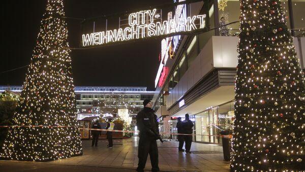 Attentat au camion à Berlin, un remake de Nice? - Sputnik France