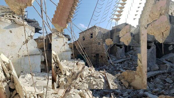 Ситуация в Алеппо - Sputnik France
