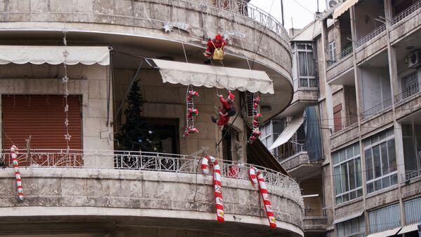 d'Alep et Noël - Sputnik France