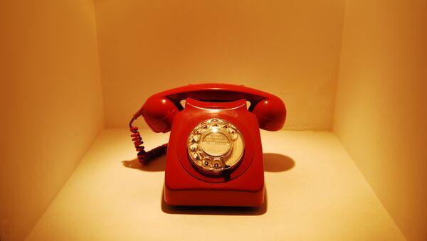 Téléphone rouge - Sputnik France