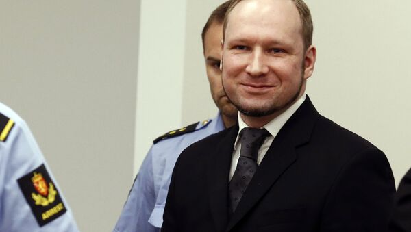 Anders Behring Breivik (file) - Sputnik France