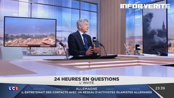 Éric Denécé - Sputnik France