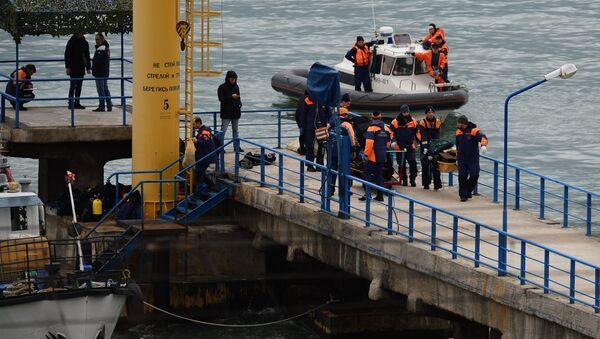 Opération de recherche de corps de victimes - Sputnik France