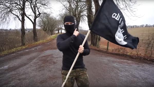 le terroriste danois - Sputnik France