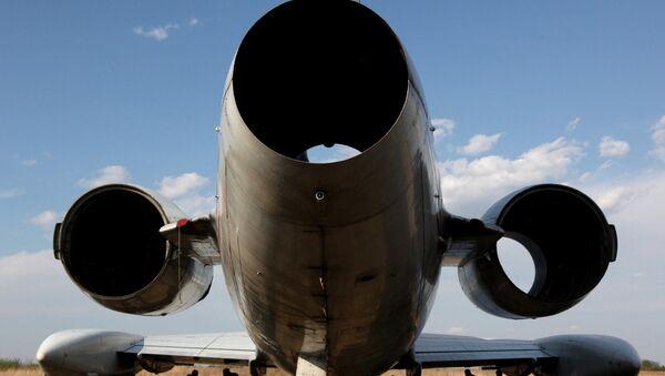 Eine Tu-154-Maschine (Symbolbild) - Sputnik France