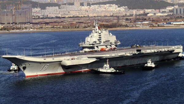 Porte-avions Liaoning - Sputnik France