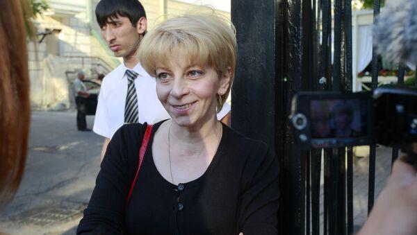 Pour Docteur Liza, la charité était plus forte que les armes - Sputnik France