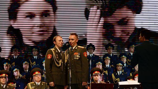 Выступление ансамбля имени Александрова на Зимнем фестивале искусств в Сочи - Sputnik France