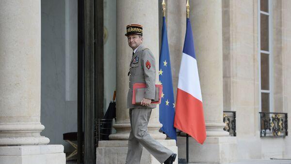 Le général Pierre de Villiers - Sputnik France